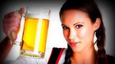 La bière brassée par des femmes