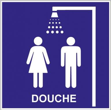 Leçon de douche