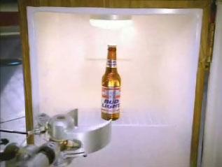 Publicité de Budweiser – Bagarre de robot