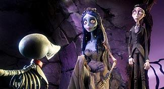 Le DVD de Corpse Bride