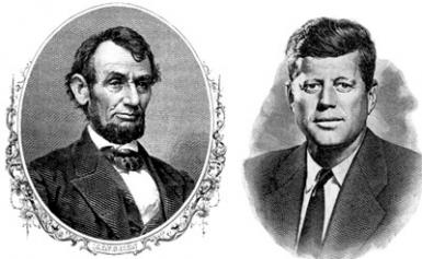 Assassinat de Kennedy et Lincoln