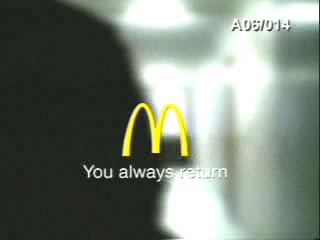 Publicité de McDonalds ~  feat.  La fée des dents.