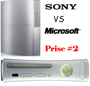 La Playstation3 ou le XBox 360 ?