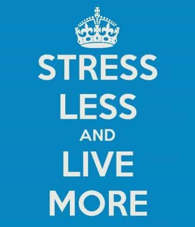 9 petits trucs afin de réduire le stress