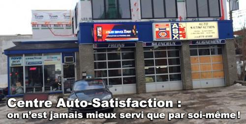 auto-satisfaction