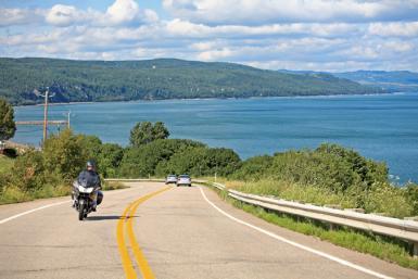 Les plus belles routes du Québec pour une randonnée à moto