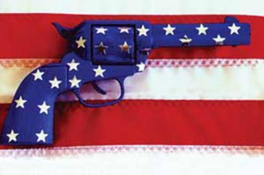 Une brillante publicité américaine pour le contrôle des armes à feu