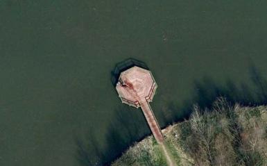 Les 14 fois où Google Earth a découvert quelques choses de terrifiant