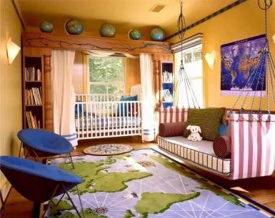 80 idées inspirantes pour décorer la chambre de votre enfant…