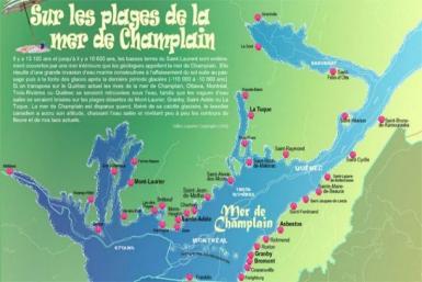 Il y a 10 000 ans, la vallée du St-Laurent était sous la mer, voici l'histoire