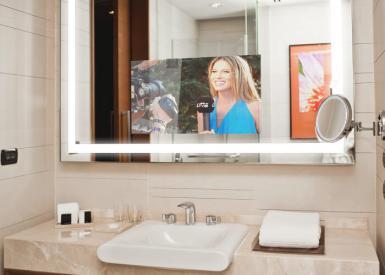 Top 5 des gadgets pour une salle de bains techno