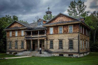 10 villes fantômes du Québec qui vous donneront une petite frousse