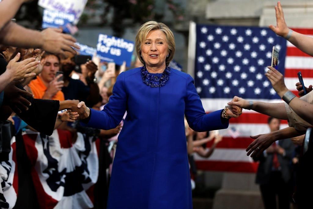 Hillary Clinton est une descendante des Filles du Roy!