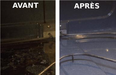 Un nettoyant naturel facile et efficace pour le four