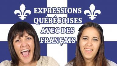 Ces Français essaient de deviner des expressions québécoises…