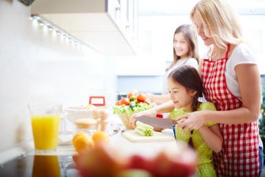 3 conseils pour mieux préparer vos enfants le matin