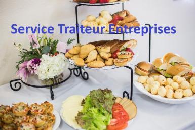 Les avantages d'utiliser un service traiteur entreprises